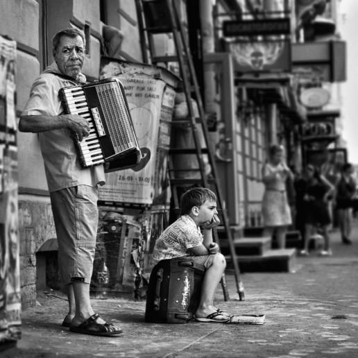 Фотограф Макс Сухомлин - Альбом «Течение»