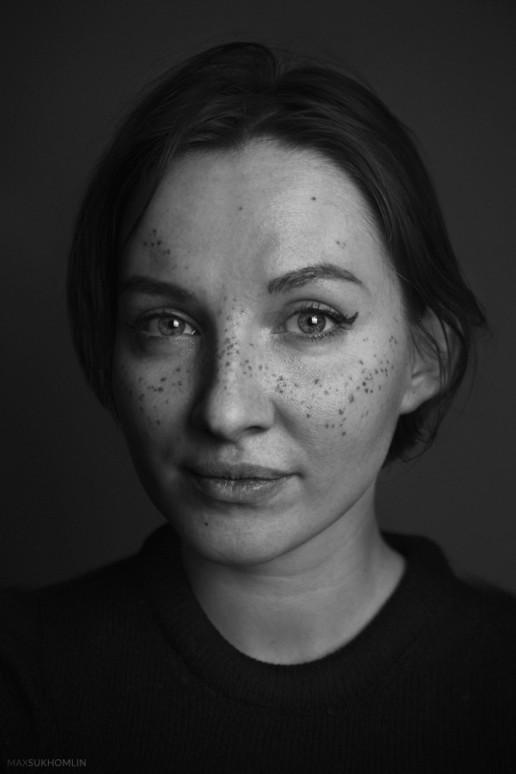 Женский портрет в Санкт-Петербурге