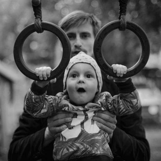 Семейная фотосессия в Санкт-Петербурге - Макс Сухомлин