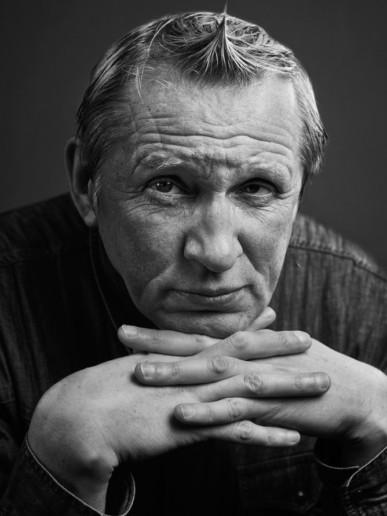 Олег Гаркуша, портрет работы Макса Сухомлина