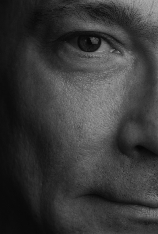 Hi-End ретушь: портрет до ретуши